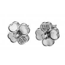 TRENTO Γυναικεία σκουλαρίκια από ανοξείδωτο ατσάλι N-02160
